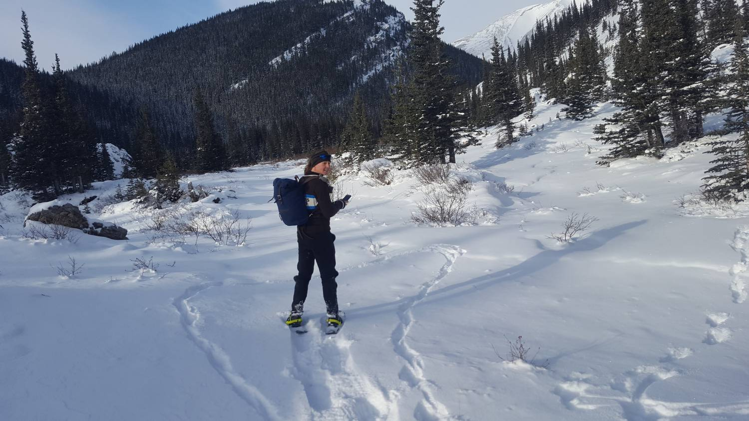 Snowshoeing. Why it's for you and how to do it.