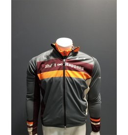 Louis Garneau Sports LG WINDDRY Jacket - Custom SHBR 6E30054A