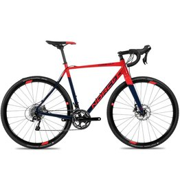Norco Threshold A 105 Red/Slate Blue 53
