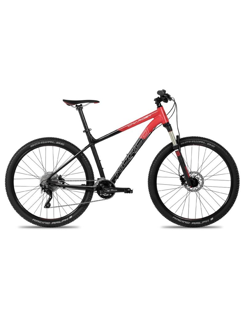 Norco Charger 7.1 L Red/Black/White