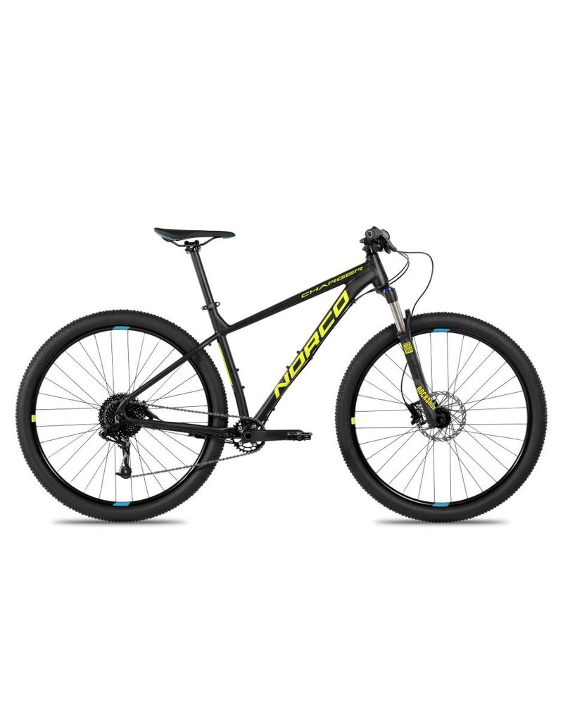Norco CHARGER 7.2 L BLACK/BLUE/CTRN