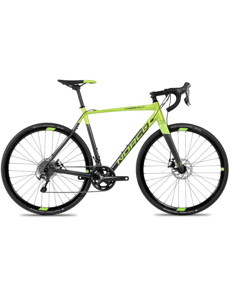 Norco Threshold A Tiagra Grn/Chrcl 45.5