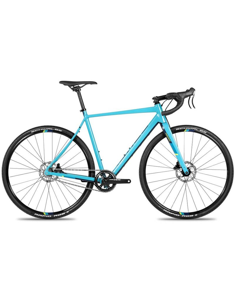 Norco Norco Threshold-A Single Speed 48cm - Teal