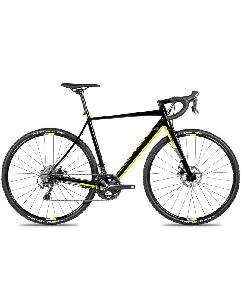 Norco Norco Threshold A-Tiagra - Black 50.5cm