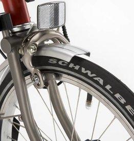 Schwalbe Brompton Kojak tyre, reflective, 32-349