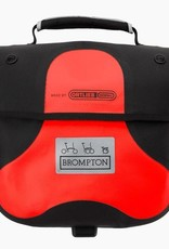 Ortlieb Brompton Ortlieb Mini O Bag, Red/Black