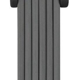 Abus ABUS Bordo 6000 Keyed Folding Lock, 90cm, Black