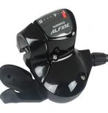 Shimano SHIFTER SHI HB SL-S500 8s ALFINE BK 1560