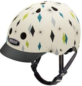 Nutcase Diamond Daze Matte Street Helmet