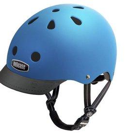 Nutcase Atlantic Blue Matte Street Helmet S-M