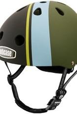 Nutcase Diagonal Stripe Street Helmet L-XL
