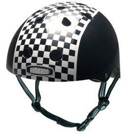 Nutcase Checkerboard Street Helmet L-XL