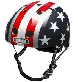 Nutcase Stars & Stripes Street Helmet S-M