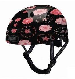 Nutcase Rose Hibiscus Street Helmet S-M