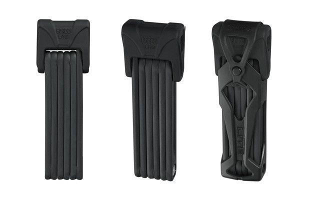 Abus ABUS Bordo LITE 6050 Keyed Folding Lock, 85cm, Black