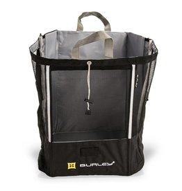 Burley Burley Travoy Lower Market Bag: Black