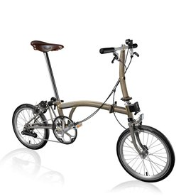 Brompton Brompton S2E-X Superlight Raw Lacquer
