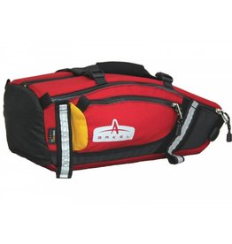 Arkel Arkel Tailrider Rack Pack, Red