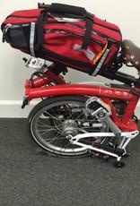 Arkel Arkel Tailrider Rack Pack, Red