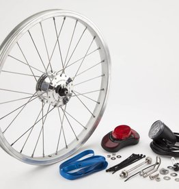 Brompton SON Hub Dynamo Kit for Brompton