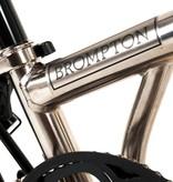 Brompton Brompton Nickel Edition S6L Black