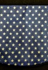 Valeria's Bike Accessories Valeria's S-Bag Flap - Blue Stars