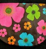 Valeria's Bike Accessories Valeria's S-Bag Flap - Flowers