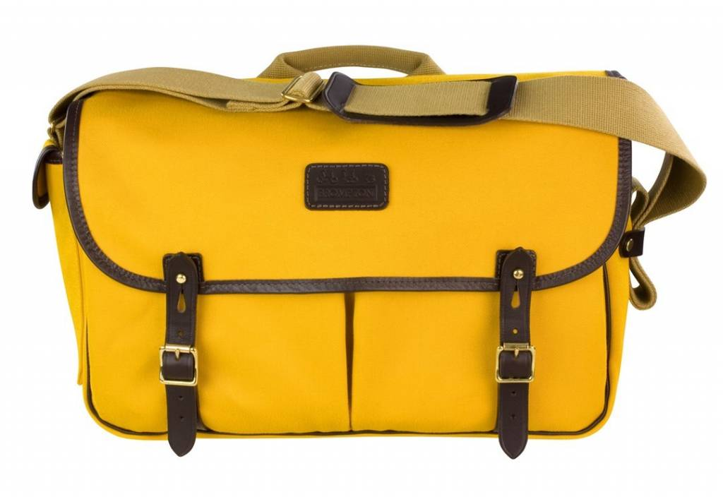 Brompton Brompton Game Bag, Mustard Yellow