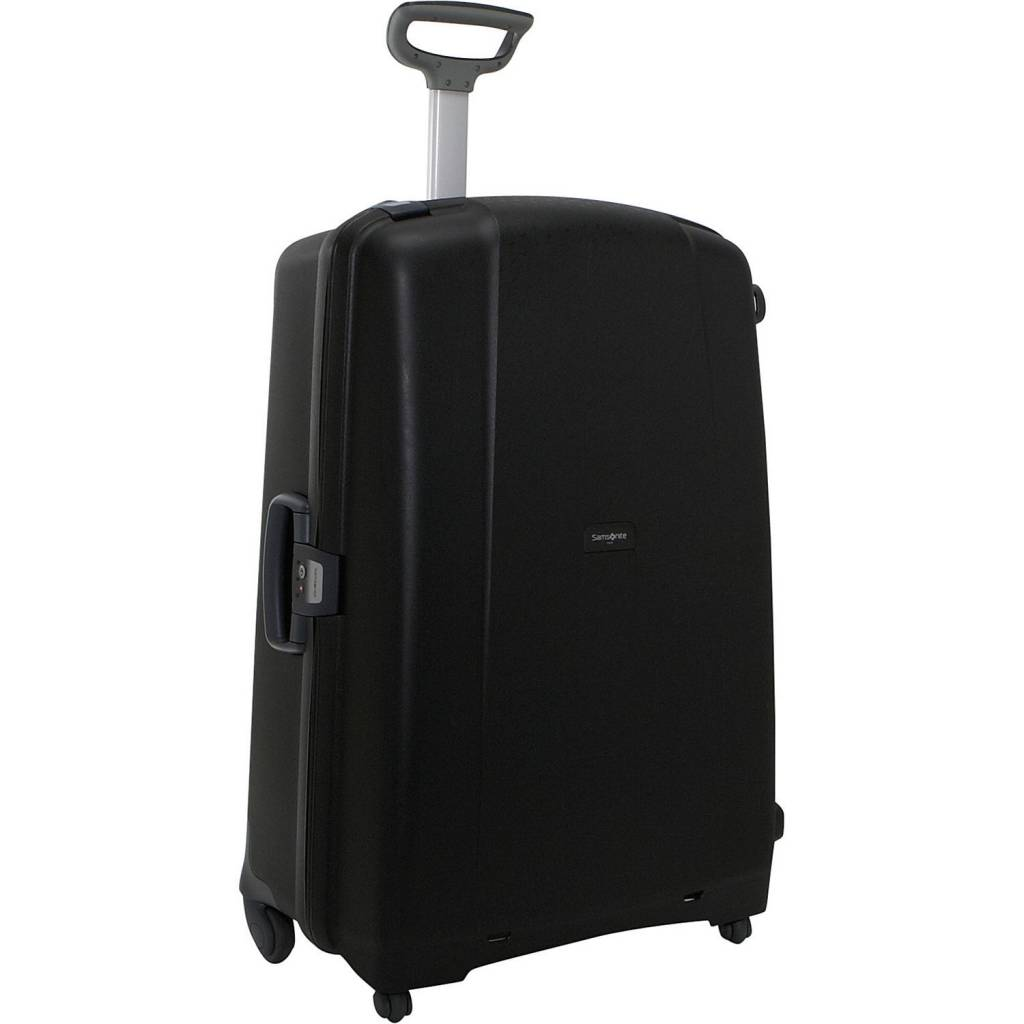 Samsonite F'lite 31 GT Spinner Suitcase for Bike Friday, Moulton - Black