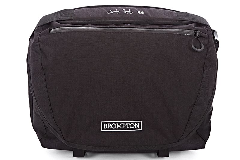 Radical Designs Brompton C Bag, with frame, strap and rain cover