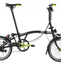Brompton Brompton New York Edition NYC S6L Black