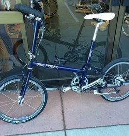 Bike Friday Bike Friday Petite Crusoe, 54, Midnight Blue, Used
