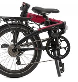 Tern Tern Link D8, with Andros 2 Stem, Black/Red,