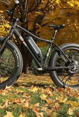 Defiant Defiant Electric Fatbike, 500w GoSwiss, 12.4Ah Battery