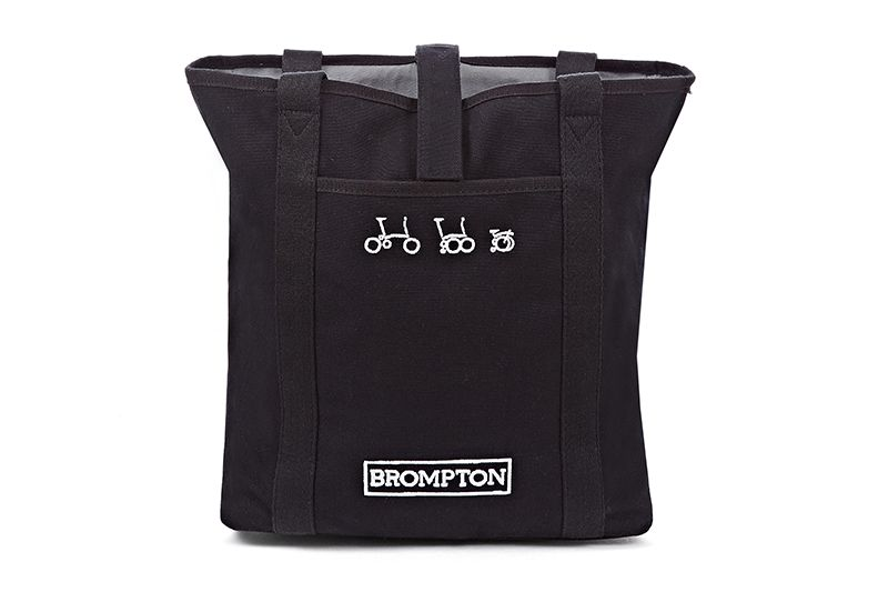 Brompton Brompton Tote Bag, with frame and rain cover