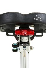 Brompton Brompton Saddle Mounted Rear LED Light, Cateye Rapid Mini