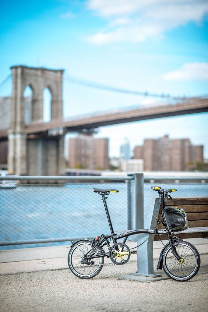 Announcing the Brompton New York City Special Edition