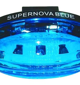 Midnight Sun Bike Blue Supernova:Blue Tail Light