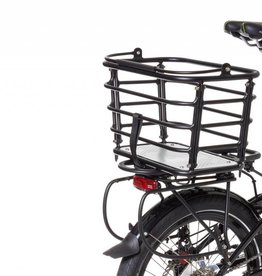 Tern Tern Kori Rear Basket, Black