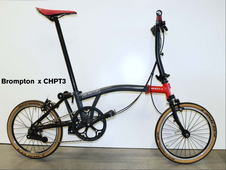 Brompton Brompton CHPT3 Edition S2L-X Superlight