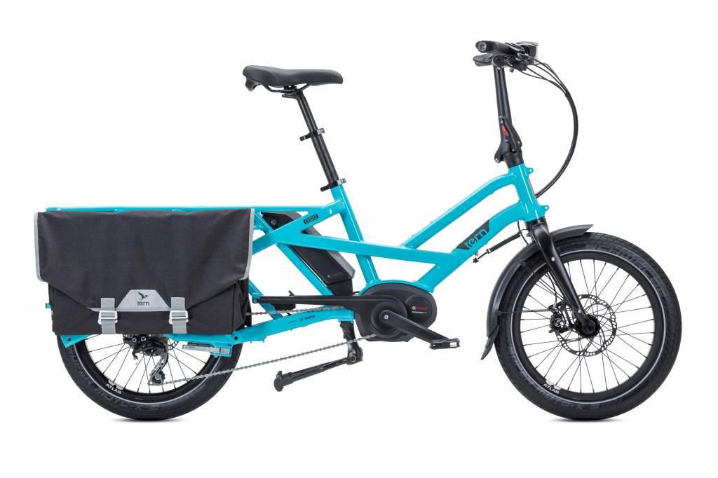 Tern Tern GSD Cargo Bike, 400Wh, Blue