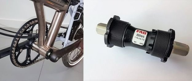 Brompton Bottom Bracket Recall
