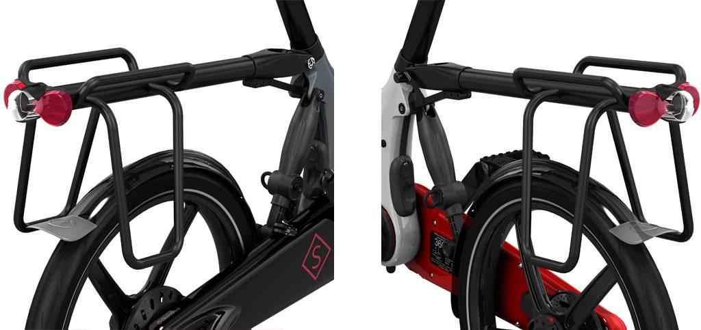 Gocycle Rear Luggage Rack