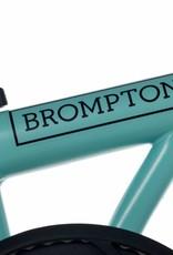 Brompton Brompton M6L Turkish Green/Black Black Edition