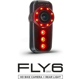 Cycliq Cycliq Fly6(v) HD Bike Camera and Rear Light
