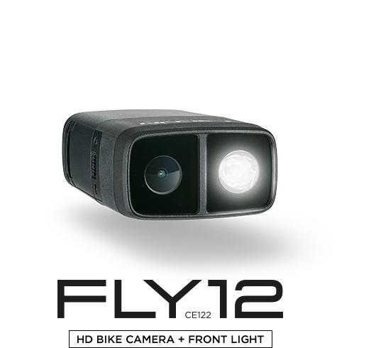 Cycliq Cycliq Fly12 HD Bike Camera and Front Light, CE122