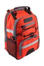 Bikase BIKASE OUTLIER PANNIER/BACKPACK/TRUNK, ORANGE