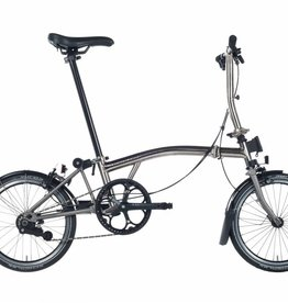 Brompton Brompton Nickel Edition S2L-X Superlight