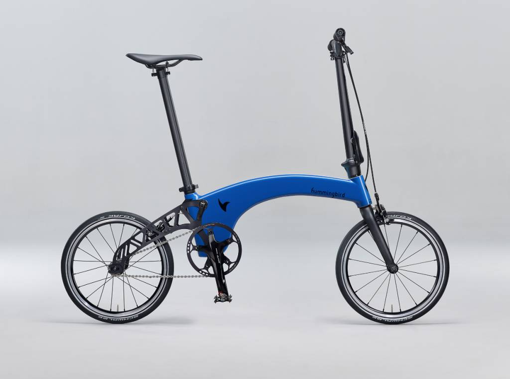 Hummingbird Hummingbird Carbon Fiber Folding Bike