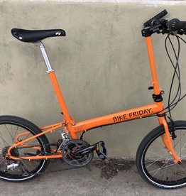 Bike Friday Bike Friday New World Tourist, 56, Enno Orange